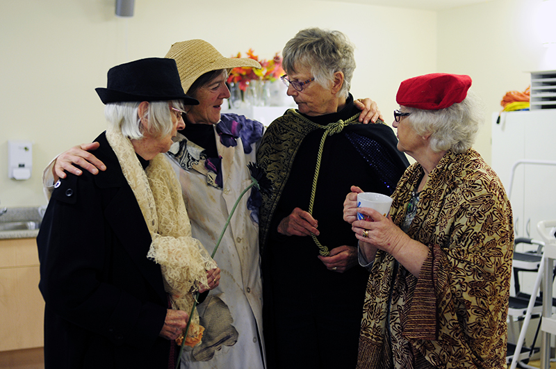Women in Costume