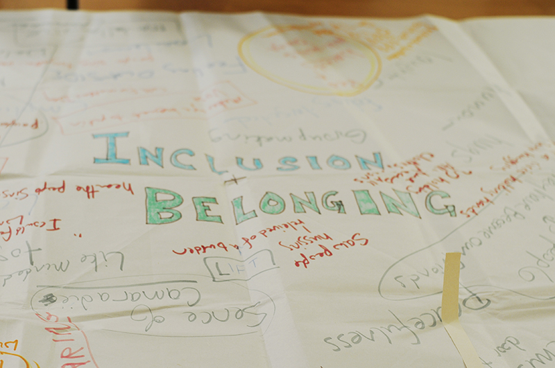 Inclusion and Belonging